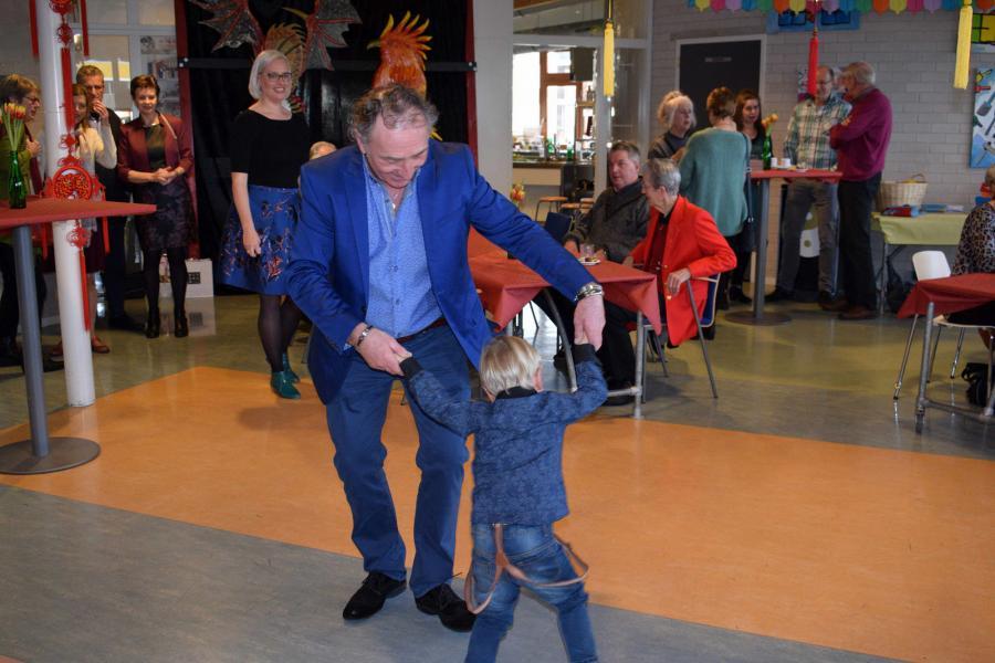 Dansje met Roel