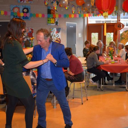 Dans met Patricia