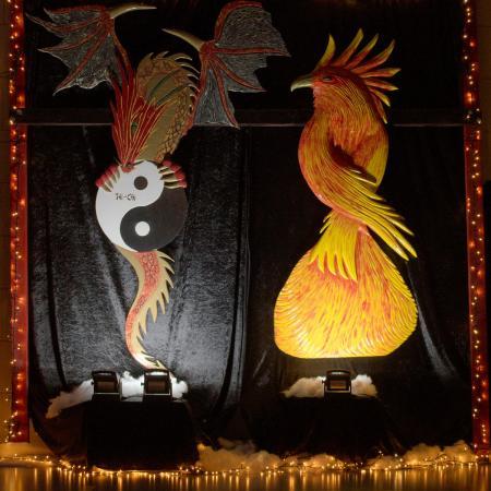 Draak en Phoenix